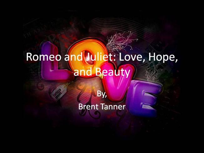 romeo and juliet powerpoint template - romeo and juliet english project final authorstream