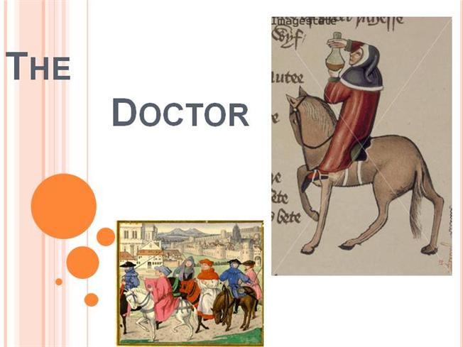 canterbury tales doctor summary The canterbury tales clipart gallery provides 24 illustrations of characters from geoffrey chaucer's collection of stories about a group of pilgrims traveling to canterbury the doctor of physic.