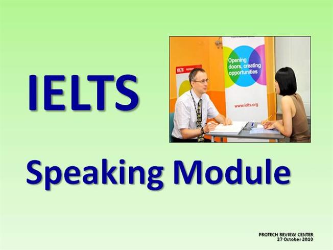 Ielts.Speaking(Fast Color Wave) |authorSTREAM