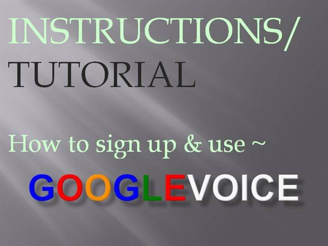 how to use google voice in india