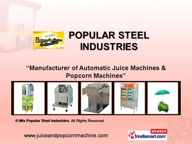 Coin Operated Juicer ~ Coin operated weighing scale vending machine by m s