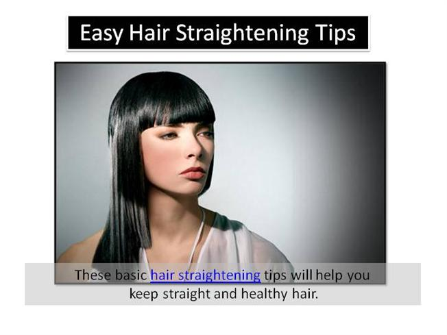 Tips For Japanese Hair Straightening Styles Hair