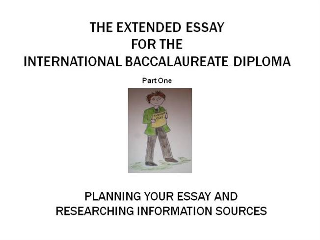 extended essay plan This is a sample of our (approximately) 9 page long extended essay plan dreams and visions in macbeth and crime and punishment notes, which we sell as part of the.