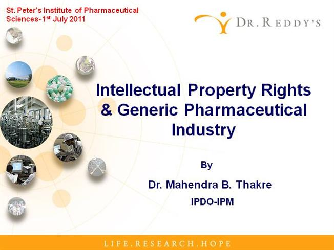 Trips Enforcement Of Intellectual Property Rights