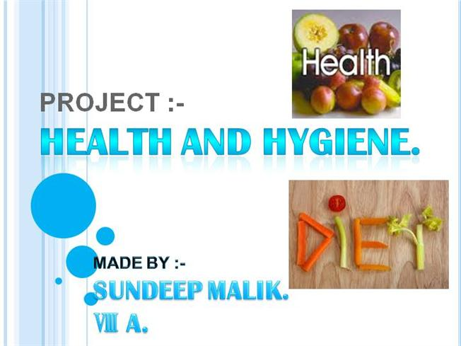 essay on health and hygiene-india