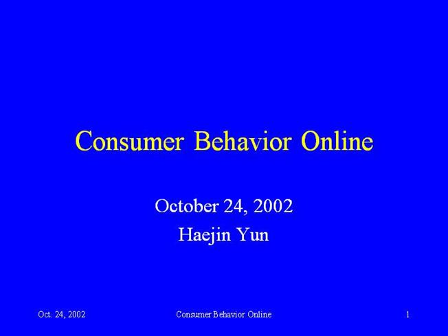 tivo in 2002 consumer behavior Tivo in 2002 consumer behavior case discussion by: psychological infuences on consumer behavior 1244 views tivo in 2002 consumer behavior case discussion.