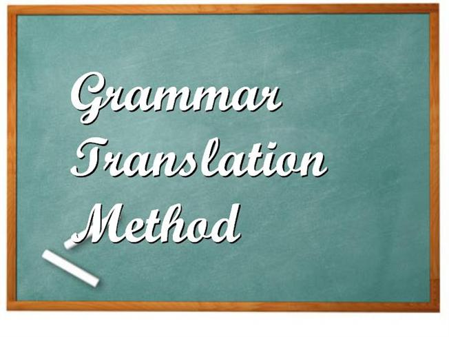 essays on grammar translation method