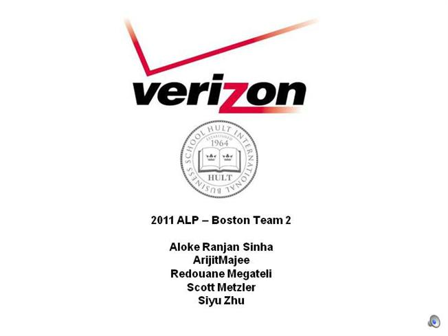 Verizon Communications Inc. - PowerPoint PPT Presentation