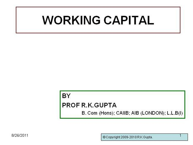 dells working capital case study analysis Dell working capital solution dell's working capital - case analysis - g05 does it pay off hsbc and citi case study zara case.