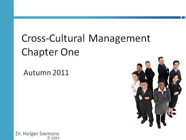 cross cultural management thai culture