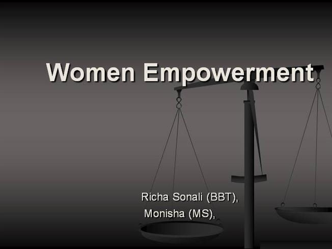 Popular Pics Photos  Women Empowerment In India Ppt Presentation