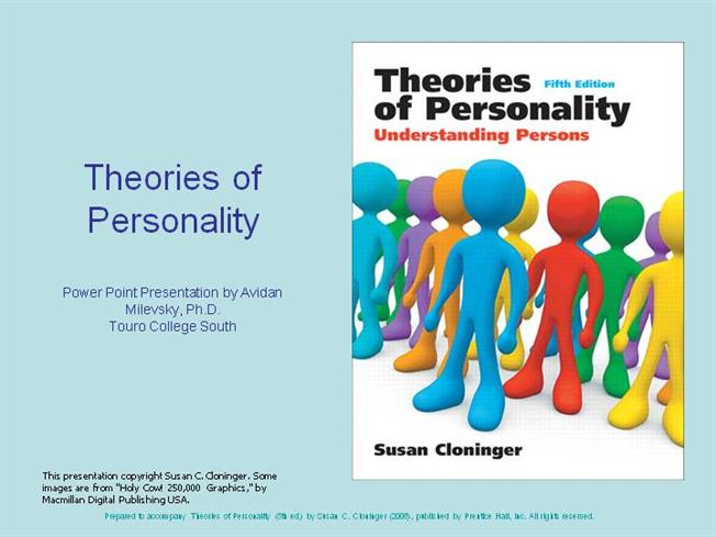 personality theory powerpoint presentation Differences in personality and social behavior  to gender-schema theory,  powerpoint presentation powerpoint presentation.