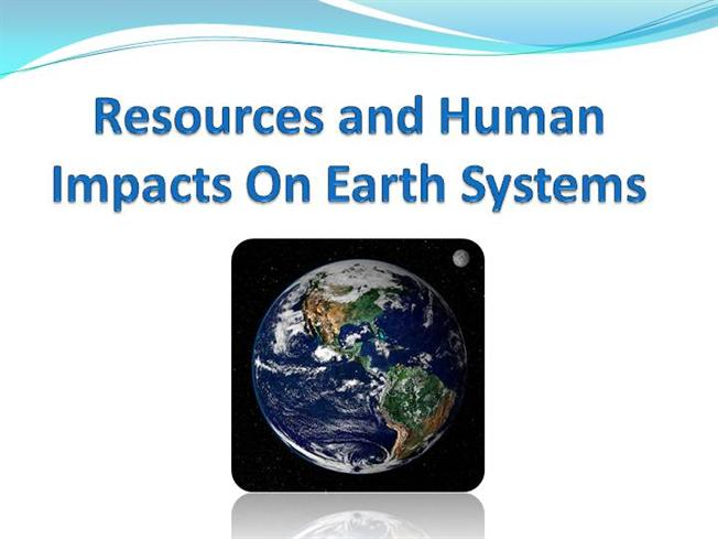 impact of human activities on earth The impact humans have on the environment has grown substantially in the last 16 years—so much so that a new study concludes three-quarters of earth's land surface is under pressure from human.
