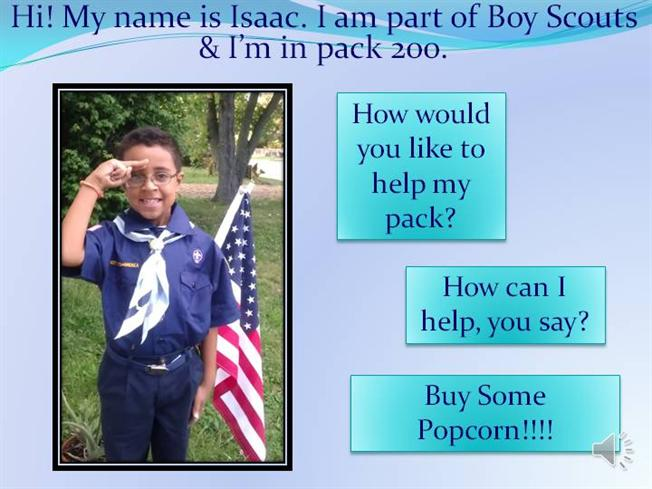Boy scouts authorstream for Boy scout powerpoint template