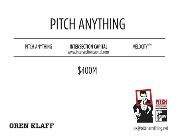 oren klaff pitch anything pdf