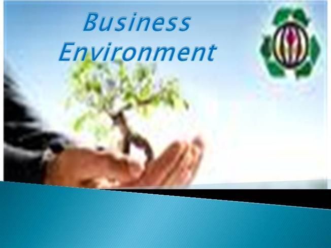 business and enviroment