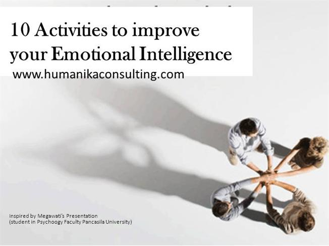 emotional intelligence reflective essay Read this essay on reflection for emotional intelligence come browse our large digital warehouse of free sample essays get the knowledge you need in order to pass your classes and more.