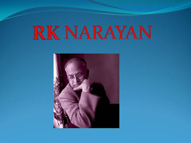 R.K. Narayan's Writing Style And Languages