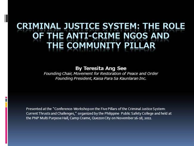 criminal justice sytstem Your complete criminal justice resource emanuel rejects trump call for more stop-and-frisk by crime and justice news | 2 hours ago chicago mayor rahm emanuel rejected president trump's.