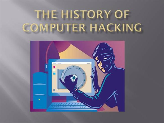 history of hacking Famous for fifteen minutes: a history of hacking culture in this excerpt from  the dotcrime manifesto: how to stop internet crime, security.