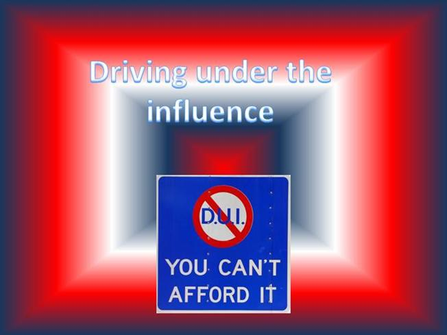 essay on driving under the influence Driving Under the Influence of Alcohol