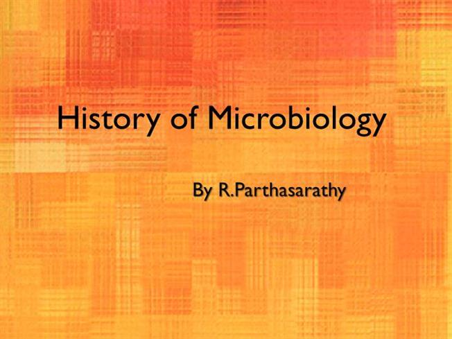 PPT - Microbiology PowerPoint Presentation, free download