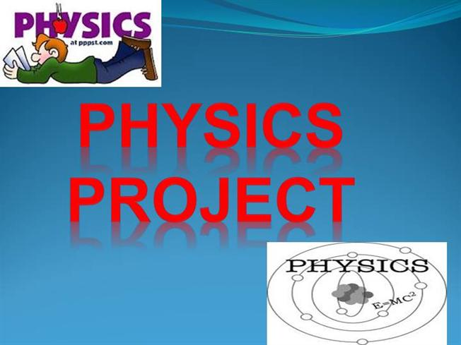 investigatory in physics Originally answered: what is the best physics investigatory project for class 12 i am not sure if this is the best but it is certainly a very interesting project.