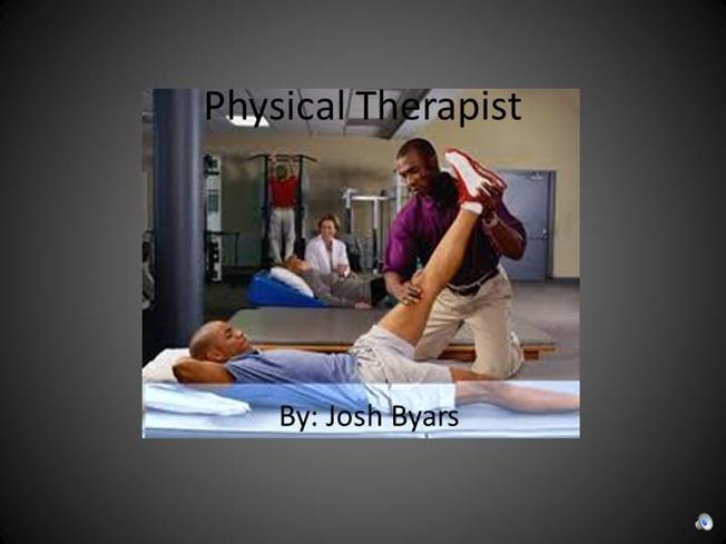 physical therapy job powerpoint