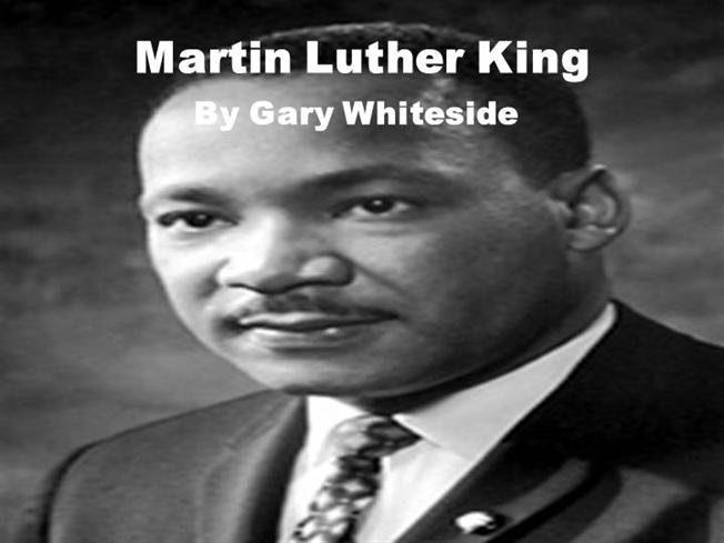 martin luther king research paper thesis