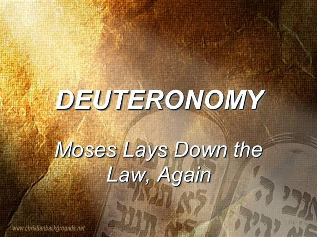 invitation to the old testament 07  deuteronomy