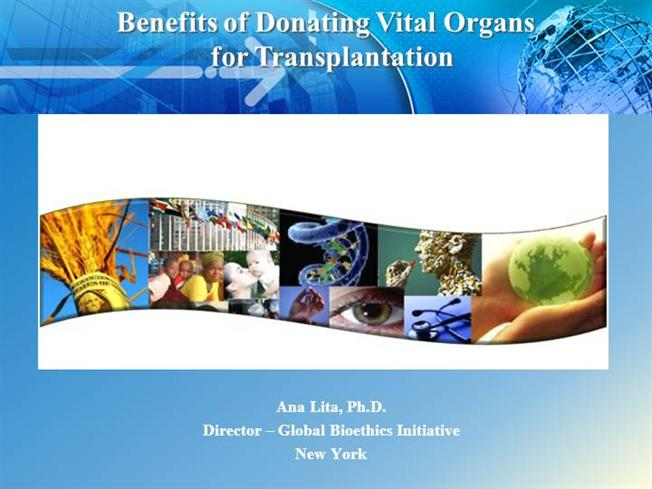 benefits of organ donation The current system allows people to register their wishes for donation on the organ donor register but families can still overrule donation even if the deceased patient had been willing to be a donor.