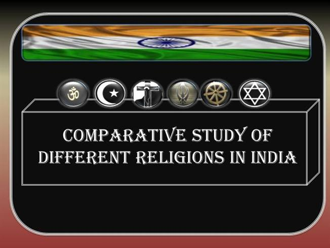 an analysis of the existence of different religions in india The role of the sacred texts in the growth of indian philosophy is different in each of the different systems  (analysis of nature  in every facet of indian.