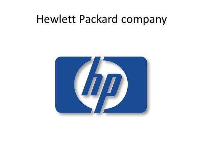 a description of the hewlett packard company Hewlett packard enterprise company (hpe) is a global technology solutions provider for corporate clients of all sizes for on-premise operations, as well as for cloud and hybrid systems the company's operations are divided into five business segments that provide technology infrastructure aimed at.