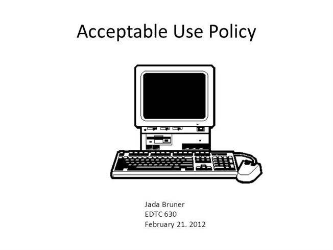 acceptable use email Email - acceptable use policy (aup) while connected to the internet via bt you must comply with the law you must not intentionally or unwittingly participate in the sending of unsolicited email, bulk or otherwise.