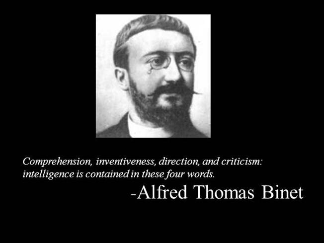 the life of alfred binet Alfred binet - biography | 15,000 biographies of famous people | free bios online.
