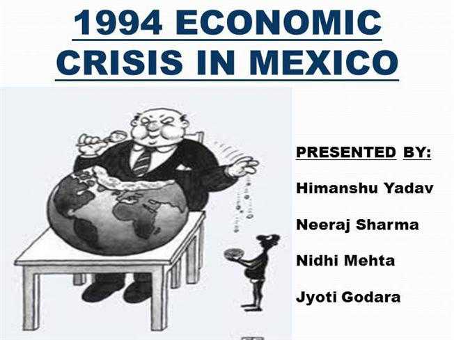 1994 mexican currency crisis 2015-6-19 the mexican peso crisis of 1994-1995  mexican and otherwise, could  a country supports the value of its currency by using up its hard foreign currency.