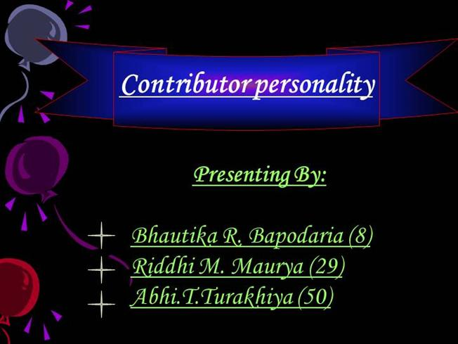 thesis on personality development Esperanza's personality development as reflected in sandra cisneros' the house on mango street a thesis summary presented as partial fulfillment of the requirements of the attainment of the degree of sarjana sastra in english literature by irsha karisha.