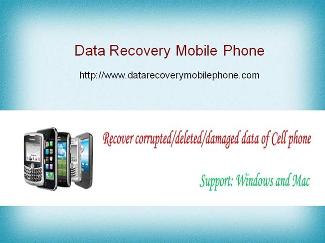 Cell phone data recovery calgary