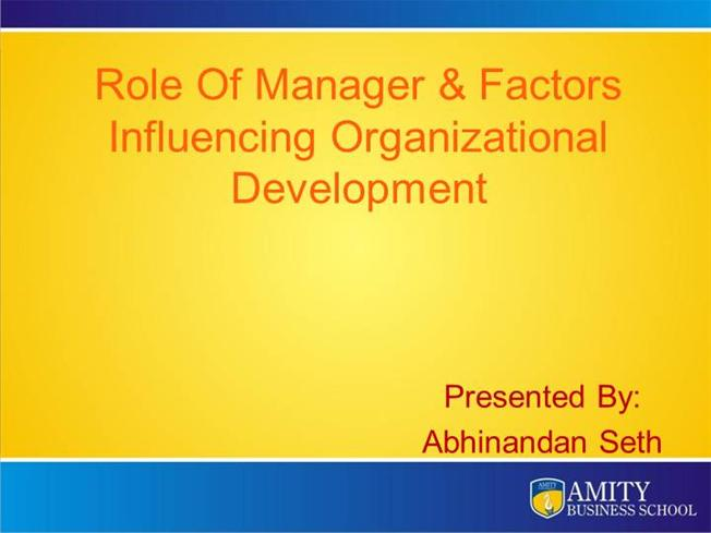 role of organizational factors in erp Emphasize the organizational dynamics involved in erp implementation by using csfs and top ten risk factors of erp risk enterprise resource planning.