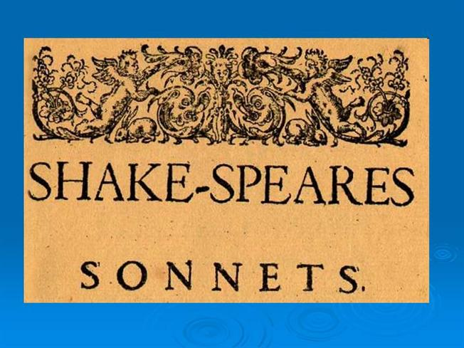 sonnet 18 research paper Short essay on shakespeare`s sonnet 18 graduates and university professors the ideal platform for the presentation of scientific papers, such as research.