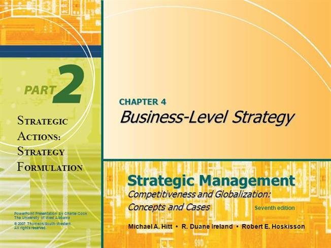 Corporate level strategy diversification ppt