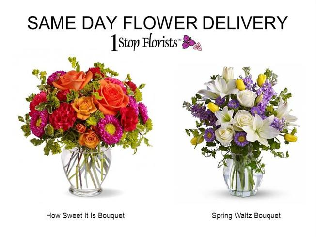 Same Day Delivery Of Roses - Fresh and affordable flowers prepared by local florists and delivered by couriers in any location. Fast and free next day flower delivery. With the mixture of flower right wedding, the bride can really feel like a princess.