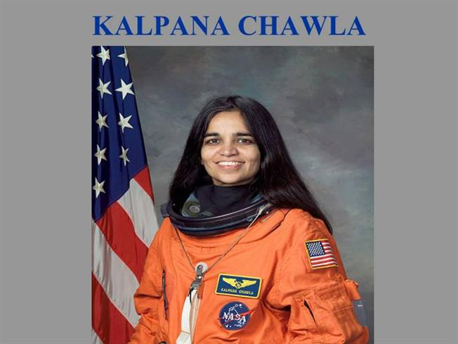 Kalpana Chawla Ppt Authorstream