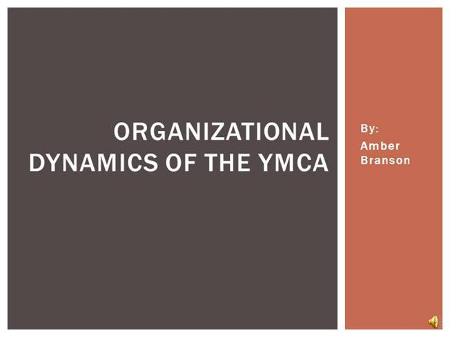 organizational dynamics Organizational dynamics definition: the study of how people in a large company or organization behave and react to each other, and of how the organization can be made to work more effectively.