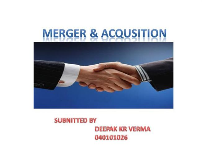 mergers and aquisition Gain an end-to-end understanding of the m&a process with our mergers and acquisitions programme.