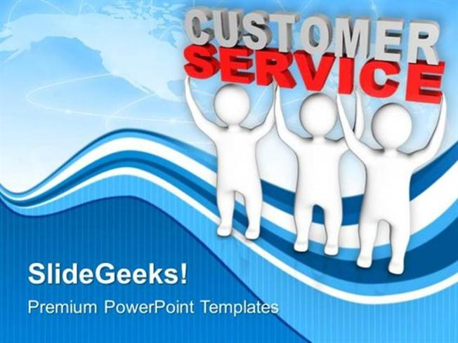 Effective Customer Service - PowerPoint PPT Presentation