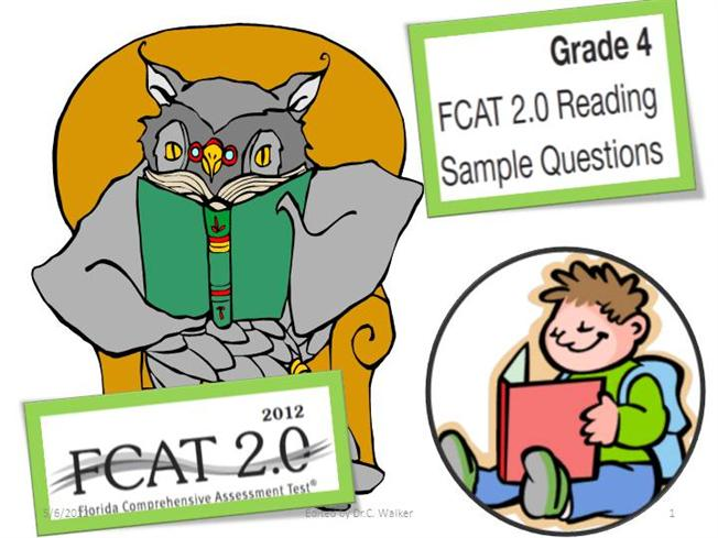 sample fcat writing prompts 4th grade