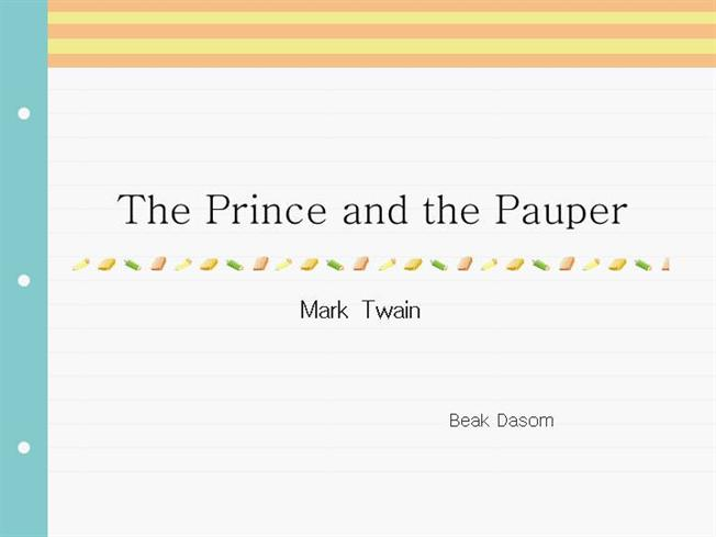 the plot and setting of mark twains the prince and the pauper Elements of drama: characters, plot, setting & symbolism  that's the basic premise behind mark twain's the prince and the pauper first published in 1881 in canada, it was introduced in the.