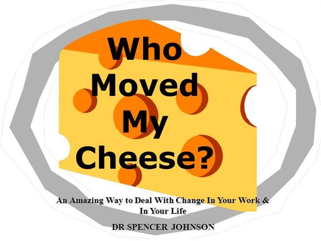 reaction to who moved my cheese