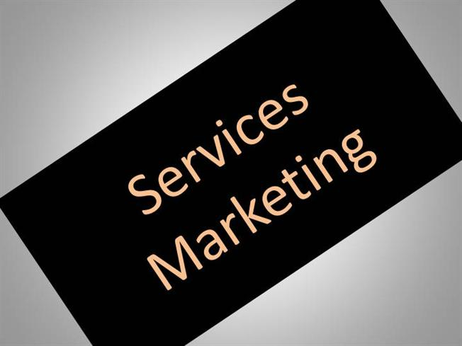 service marketing Discover how xerox marketing and communication services can help you get the right message to the right person at the right time, improving customer service.